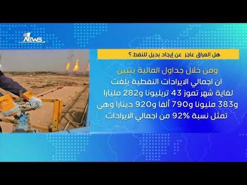 شاهد بالفيديو.. هل العراق عاجز عن ايجاد بديل للنفط؟