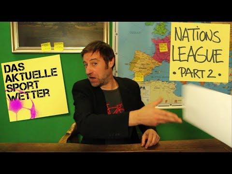 Sportwetten Nations League | Spanien- England, Frankreich- Deutschland & 3 Fußballwetten | 14.10.18