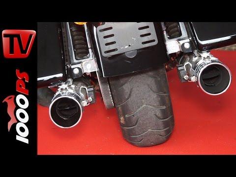 KESSTECH Auspuffanlagen für Harley-Davidson und BMW  | Soundcheck, Preis