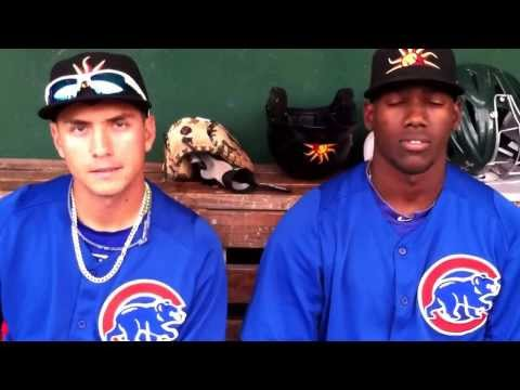 Jorge Soler - AFL Interview