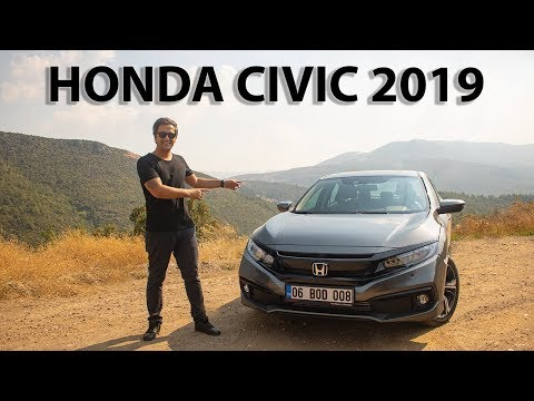 Honda Civic Sedan 2019 Test Sürüşü