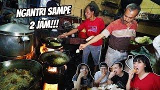 JUALAN PERKEDEL DOANG HARUS NGANTRI 2 JAM!!! Ft. KEN & GRAT DAN MGDALENAF