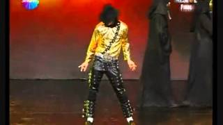 Fatih Jackson - Michael Jackson Dance - Part 3 (Turkey Got Talent) #fatihjackson