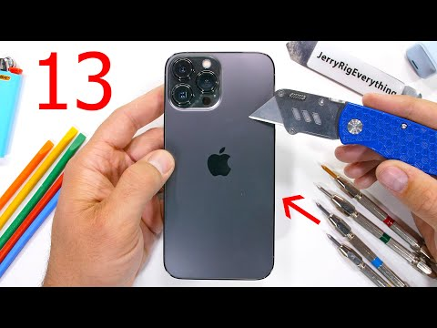 A few things Apple hasn't told you… – iPhone 13 Pro Max Durability Test!