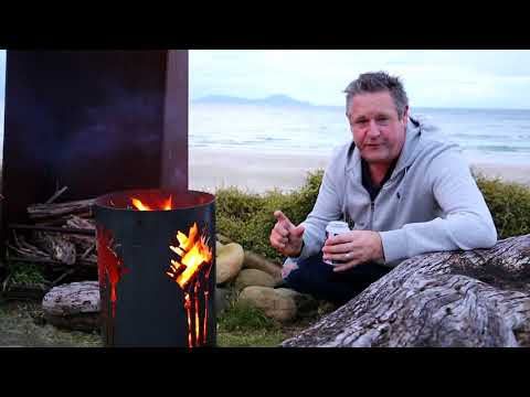 KIWI MADE FIRE BRAZIER FOR $169!!!