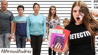 Detective Guesses Who Read My Diaries I AllAroundAudrey