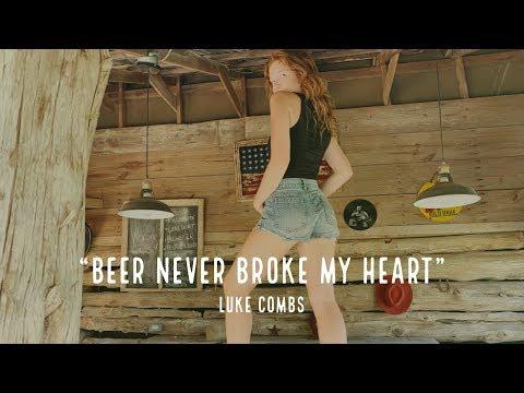 BEER NEVER BROKE MY HEART | Dance Video