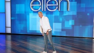 Ellen Is Sick of Being Sick