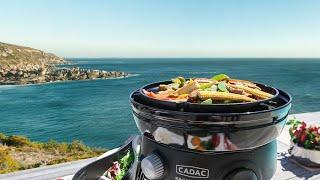 Cadac 2021 Safari Chef Camping Premium Grills und weitere bei Aqua Saar