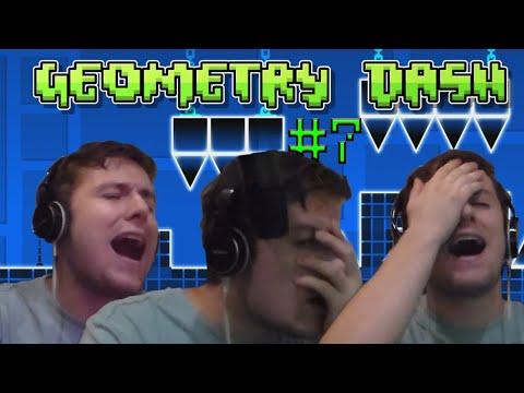 Asi som DOHRAL túto hru... | Geometry Dash #7