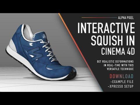 Interactive Squish
