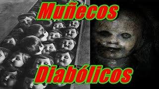 Los 10 Muñecos más Terroríficos con los que Nadie Quiere Jugar