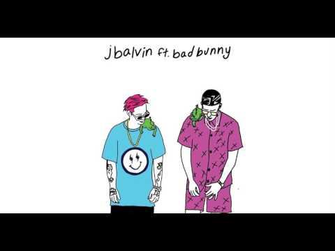 J Balvin Ft  Bad Bunny   Si Tu Novio Te Deja Sola 2017 2018 nuevo