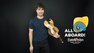 Alexander Rybak -  Eurovision 2018 Violin Jam - Part 1