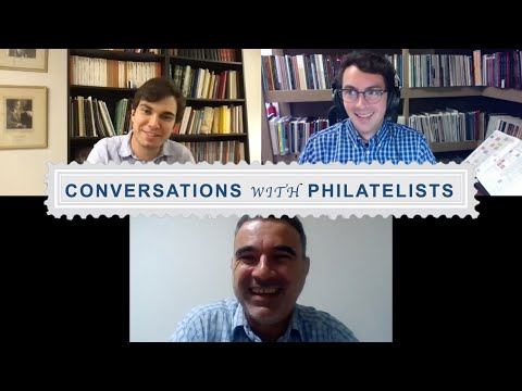 Conversations With Philatelists Ep. 61: Peter Congreve: The Philatelist as Social Historian