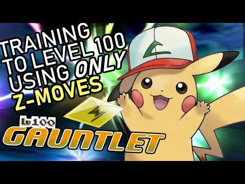Let's Play Pokemon Emerald Metronome Run part 5-Training Montage