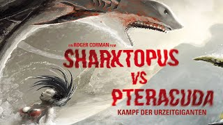 SHARKTOPUS vs Pteracuda (2014) [Fantasy-Action] | ganzer Film (deutsch)