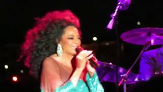 Diana Ross - You Can't Hurry Love (Pier 17 - The RoofTop, NYC, Sep 30, 2018