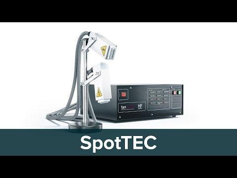 Video: Tantec korona SpotTEC – jednoduchá předúprava povrchu koronou libovolných výrobků