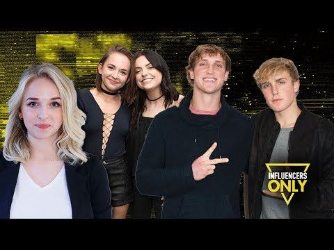 ALEXIS G ZALL 'CONFIRMS' RELATIONSHIP, JAKE PAUL OPENS UP ABOUT LOGAN PAUL