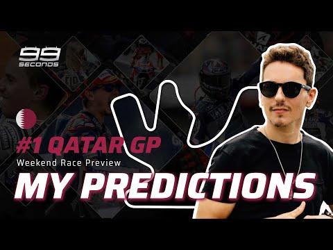 #99SECONDS | JORGE LORENZO | MY PREDICTIONS QATAR 2021 MOTOGP