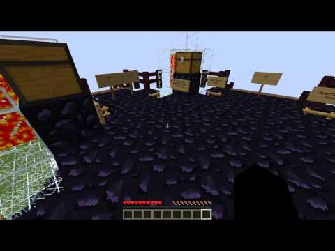 Minecraft Snowball Fight V.1.0! Minecraft Project