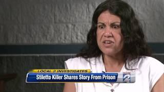 Stiletto Murderer Prison Interview