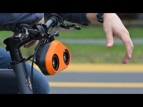 LoudBicycle Bocina para Bicicleta que suena como la de un automovil