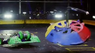 Battlebots 2019: Witch Doctor Vs Gigabyte