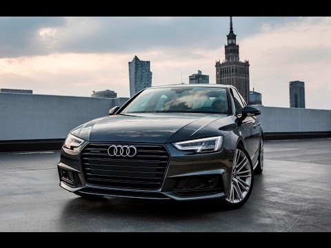 Audi A4 Limousine Седан класса D - рекламное видео 1