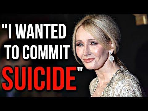 Het motiverende succesverhaal van JK Rowling - Van diepe depressie tot de RIJKSTE AUTEUR ter wereld