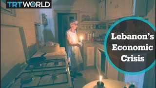 Lebanon Faces Record Power Cuts As Economy Worsens