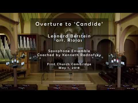 Overture to 'Candide'