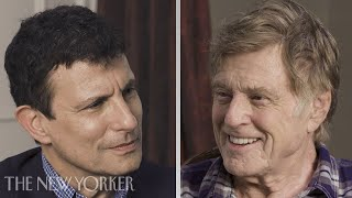 Robert Redford On His Last Role As An Actor   The New Yorker