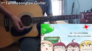 【Sounan Desu Ka?】 ED [Ikiru] Guitar Cover