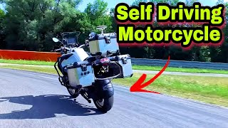 Self Driving Motorcycle   8 Mind Blowing Inventions That Really Exist ✅