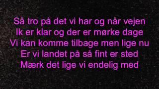 Marie Key   Uden Forsvar   Lyrics