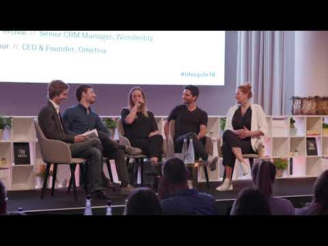 Personalisation panel: Personalisation – What now?