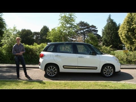 2013 Fiat 500L review - What Car?