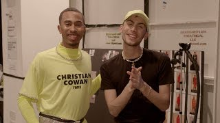 OMKalen: Go Behind the Scenes in This Extended Cut of Kalen & Christian Cowan at NYFW