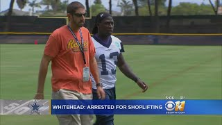 Cowboys Lucky Whitehead In Trouble With The Law Over Shoplifting Charge