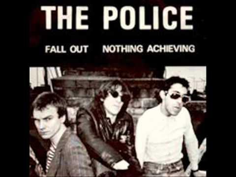 The Police- Fall Out (Studio Version w/Lyrics)