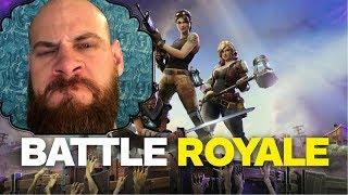 Battle Royale ... I'm addicted... AGAIN!
