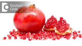 Is pomegranate important for conception? - Ms. Sushma Jaiswal
