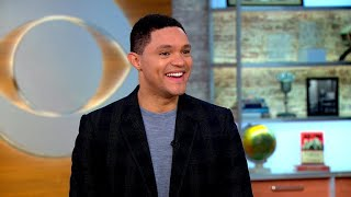"""Trevor Noah on taking """"Born a Crime"""" from the page to students' ears"""