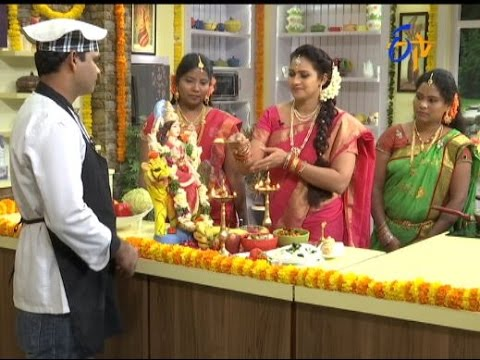 Telugu Ruchi | 9th October 2016 | Full Episode | ETV Telugu