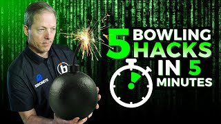 5 Bowling Hacks in 5 Minutes to Help You Bowl Your Best!