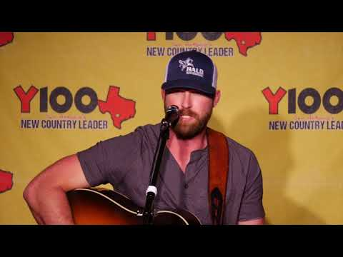 "Riley Green ""In Love By Now"" Acoustic Live At Y100 August 16, 2018"