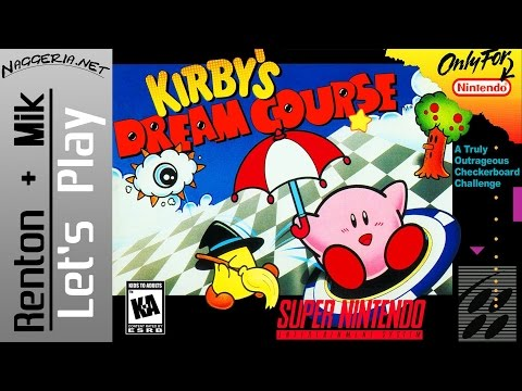 Let's Play: Kirby's Dream Course (SNES)