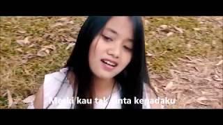 RISALAH HATI - LIRIK VIDEO (COVER) BY HANIN DHIYA